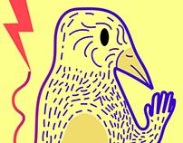 Pájaro trueno