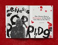 Genesis P-Orridge - Magazine Article