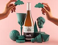 Wolk. Wine