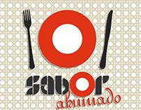 Sabor ahumado - Logo