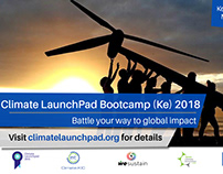 CLIMATE LAUNCHPAD