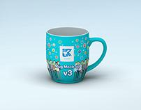 Mug & Cup Mock-up v3