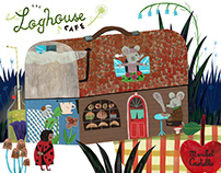 The Loghouse Cafe