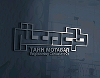 logotype of Tarh Motabar co.