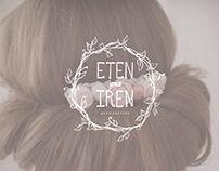 """""""Eten-Iren"""" - handmade wedding accessories"""