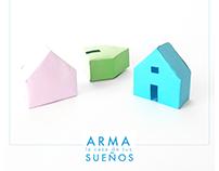 Arma la casa de tus sueños