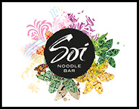 Soi Noodle Bar Website
