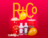 R+CO™ Shooting for Socials