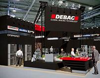 DEBAG booth concept