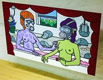POES - Grand Mutato - Espace Courant d'Art - Chevenez