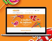 Grendene Kids Website