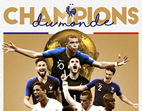 #TeamFrance ! FIFA World Cup 2018
