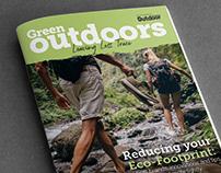 Green Outdoors Magazine