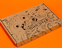 OHH DEER: Box Design Competition Submission