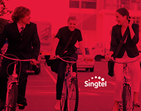 Singtel Digital Brand
