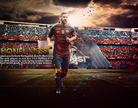 New Wallpaper For Messi