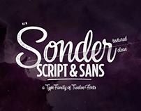 Sonder Typeface