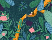 Illustrations for Kataba epublishing