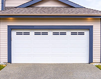 Cost of a programmed garage door in Layton Utah