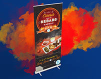 Kebab Fest   Hotel Atishay   Print & Social Media
