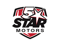 5 Star Motors - Logo