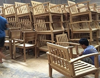 Java Teak Garden Furniture