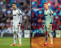 Cr7 Retoutch