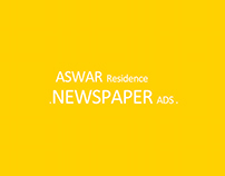 ASWAR Newspaper ads