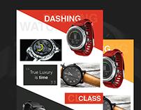 Smart watch   web page