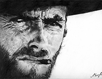 Clint Eastwood. The Good, The Bad & the Ugly