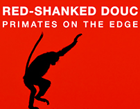 Red-Shanked Douc - Primates On The Edge