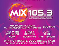 Rock of Ages & Mix 105.3