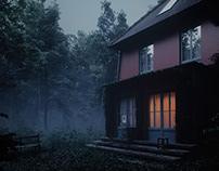 Jonas's house (Dark)