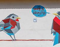 Птушкі | Birds