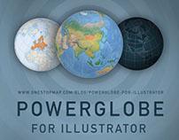 Free PowerGlobe for Illustrator