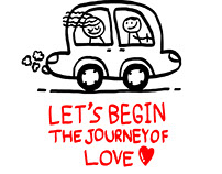 let's begin the journey of love
