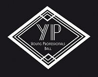 Young Professionals Ball Logo Concepts