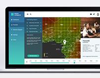 Malaria Surveillance System - UIConcept Design