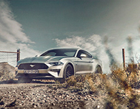 Untamed Ford Mustang_ 2019