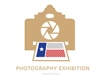 Photography Exhibition at The Alamo // Event Logo