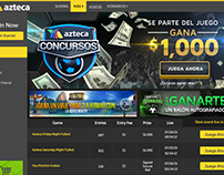 Azteca TV Integrated Sweepstakes