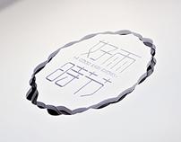 A GOOD RAIN KNOWS-好雨时节酒店字体标志