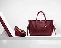 Longchamp / Visuels web Fall - Winter 2015