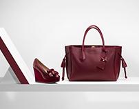 Longchamp / Visuels web Fall - Winter 2015