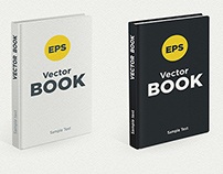 Books and boxes mockups