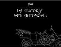 La historia del Automóvil (vídeo)