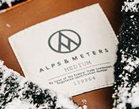 Alps & Meters Identity