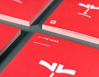 60 Typefaces
