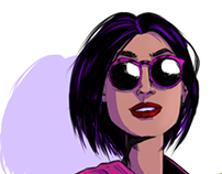 Woman w/Sunglasses