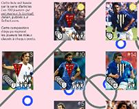 Italian football players TOP 100